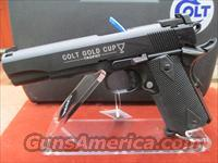 COLT/ WALTHER/UMAREX 1911 GOLD CUP TROPHY IN 22LR