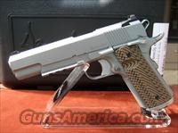 DAN WESSON S/S SPECIALIST IN 45ACP WITH FREE RANDEBAG