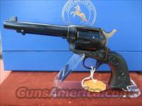 "COLT SAA 5 1/2"" BLUE AND CASE COLORED 45LC AVAILABLE WITH IVORY"