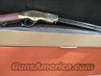 HENRY BTH 1860 ORIGINAL H011 44-40 LEVER ACTION. ALSO AVAILABLE THE HENRY DELUXE MODEL WITH ENGRAVED RECEIVER