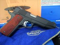 SPRINGFIELD ARMORY LIGHTWEIGHT GOVERNMENT MODEL