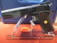 COLT GOLD CUP NATIONAL MATCH O5870NM DISCONTINUED MODEL