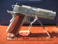 COLT 45ACP LITE WEIGHT COMMANDER O4860XSE DISCONTINUED MODEL