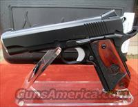 DAN WESSON GUARDIAN 45ACP REDUCED PRICE WITH FREE RANGEBAG