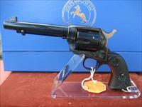 "COLT SAA 5 1/2"" BLUE AND CASE COLORED 45LC"