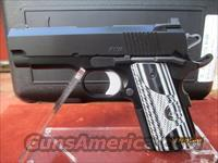 DAN WESSON 1911 ECO 9MM SHIPPED WITH FREE RANGE BAG