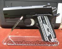 DAN WESSON 1911 ECO 45ACP SHIPPED WITH FREE RANGE BAG