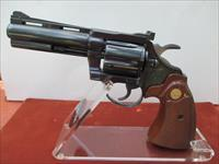 COLT DIAMONDBACK IN 38 SPECIAL WITH 4 INCH BARREL