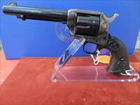 "COLT SAA BLUE AND CASE 357 WITH 5 1/2""  BARREL"
