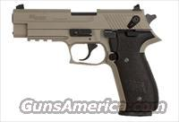 Sig Sauer Mosquito FDE, Black Slide Finish, Flat Dark Earth Frame