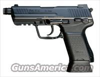 Heckler Koch HK45CT US V1 DA/SA with safety 45 ACP 745031T