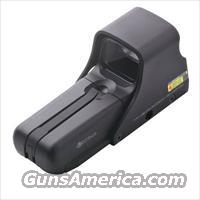 Eotech 512.A65  Holographic Sight - Non night vsion compatible -AA battery; reticle pattern with 65 MOA ring and 1 MOA dot