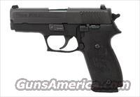 Sig Sauer P220 SAS, Generation 2, Black Nitron Finish, Dehorning, SRT, SLITE Night Sights