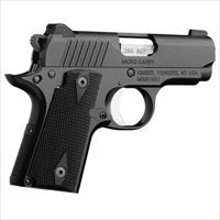 Kimber 1911 Micro Carry - Black .380 ACP 3300082