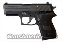 Sig Sauer P220 Black Nitron Finish, Accessory Rail, SLITE Night Sights   ***Discontinued***
