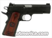 "Heinie PDP 1911 .45 ACP 4.25"" Barrel, Scalloped Front Strap and Mainspring Housing"