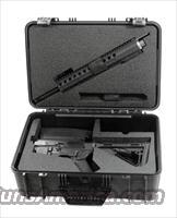 "DRD Tactical CDR15-B300 RIFLE, hardcase, 16"" FN hammer forged, MOE stock/grip, Black 300AAC"