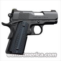 Kimber 1911 Super Carry Ultra HD .45 ACP 3000266
