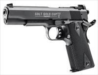 Walther Colt 1911 22lr Gold Cup Black 12 Round MPN 5170306