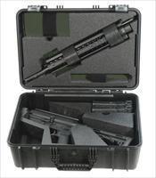 "DRD Tactical M762-16BLK Rifle, hardcase, 16"" FNHF, 2-20rd Pmags, Magpul stock/grip, Black, 7.62 Nato FREE GROUND SHIPPING"
