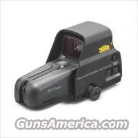 EOTech Holographic Sight, 65 MOA ring, 1 MOA dot