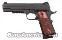 Sig Sauer 1911-FULL-SIZE Black Nitron Finish, M1913 Rail, Low Profile Night Sights, Rosewood Grips