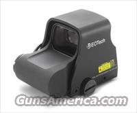 EOTech:Holographic Weapon Sights:NON-Night Vision CompatibleSingle CR123 battery;reticle pattern with SAGE less lethal reticle PN XPS2-SAGE