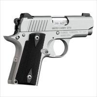 Kimber 1911 Micro Carry - Stainless .380 ACP 3300083