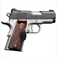 Kimber 1911 Ultra Crimson Carry II - Red Laser .45 ACP 3200191