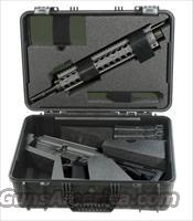 "DRD Tactical M762-16GRY Rifle, hardcase, 16"" FNHF, 2-20rd Pmags, Magpul stock/grip, GRY, 7.62 Nato"