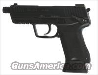 HK45 Compact Tactical DA/SA with safety/decocking lever on left 3x 10 rd mag 1 extra backstrap-night sights