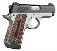 Kimber Micro Carry Advocate .380 ACP 3300085 FREE SHIPPING