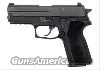 Sig Sauer P229 Black Nitron Finish, SLITE Night Sights, 1-Piece Enhanced E2 Grip 40 SW - Tacpac included