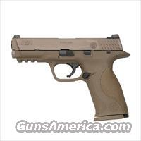 Smith & Wesson M&P VTAC 9mm FDE Night Sights *NEW*  17 rd $50 Cash Rebate