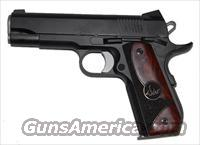 "CZ-USA Dan Wesson Guardian 9mm LW Bobtail Commander 1911 4.25"" Duty Finish 01985"