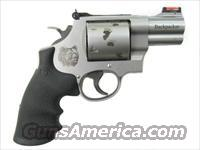 Smith &  Wesson 629 Backpacker .44 Mag Ported 2.5