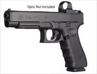 Glock 34 Gen4 MOS 9mm Modular Optic System 3 - 17 Rd Mags Practical Tactical Competition *NEW*
