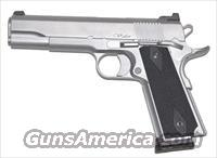 CZ-USA Dan Wesson Valor 45 acp Stainless 5 in 1911 SKU 01986 *NEW*
