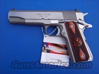Springfield Mil Spec Stainless 45 acp 1911 *NEW*