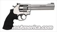 "Smith & Wesson 617 10 shot .22 LR 6"" Stainless 160578 *NIB*"