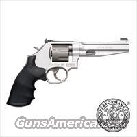 Smith & Wesson 986 Pro Series 9mm