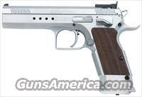 EAA Witness Elite Limited .40 S&W Tanfoglio 15 Rd Chrome 600320