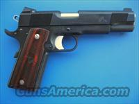 "Les Baer Custom Thunder Ranch 45 acp 5"" 1911 NS Blue *NIB*"