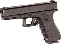 Glock 17 9mm 10 Round Mags FXD Sights NIB