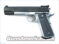Colt Special Combat Government Competition Model 1911 .45 acp Blue / Nickel 01980CM *NEW*