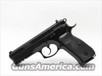CZ 75 SP-01 .40 Tactical DK TruGlow NS *NEW*