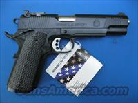 Springfield TRP Operator 45 acp RAIL NS *NEW* PC9105L - PLUS - 4 Extra Mags, Holster and Mag Pouch