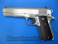 "Colt Delta Elite MKIV Stainless 10mm *NEW* 1911 5"" 02020"
