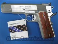 Springfield 9mm Loaded Target 1911 Stainless *NEW* PI9134LCA  PLUS - 4 Extra Mags, Holster and Mag Pouch