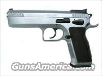 EAA Stock 2 .40 S&W Tanfoglio Witness Elite Hard Chrome 15 Round Bull Barrel 600608 *NEW*